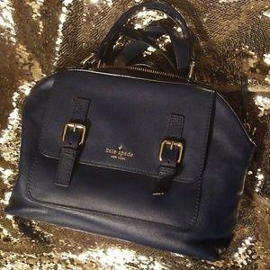 Like New!!! Navy Kate Spade Bag.